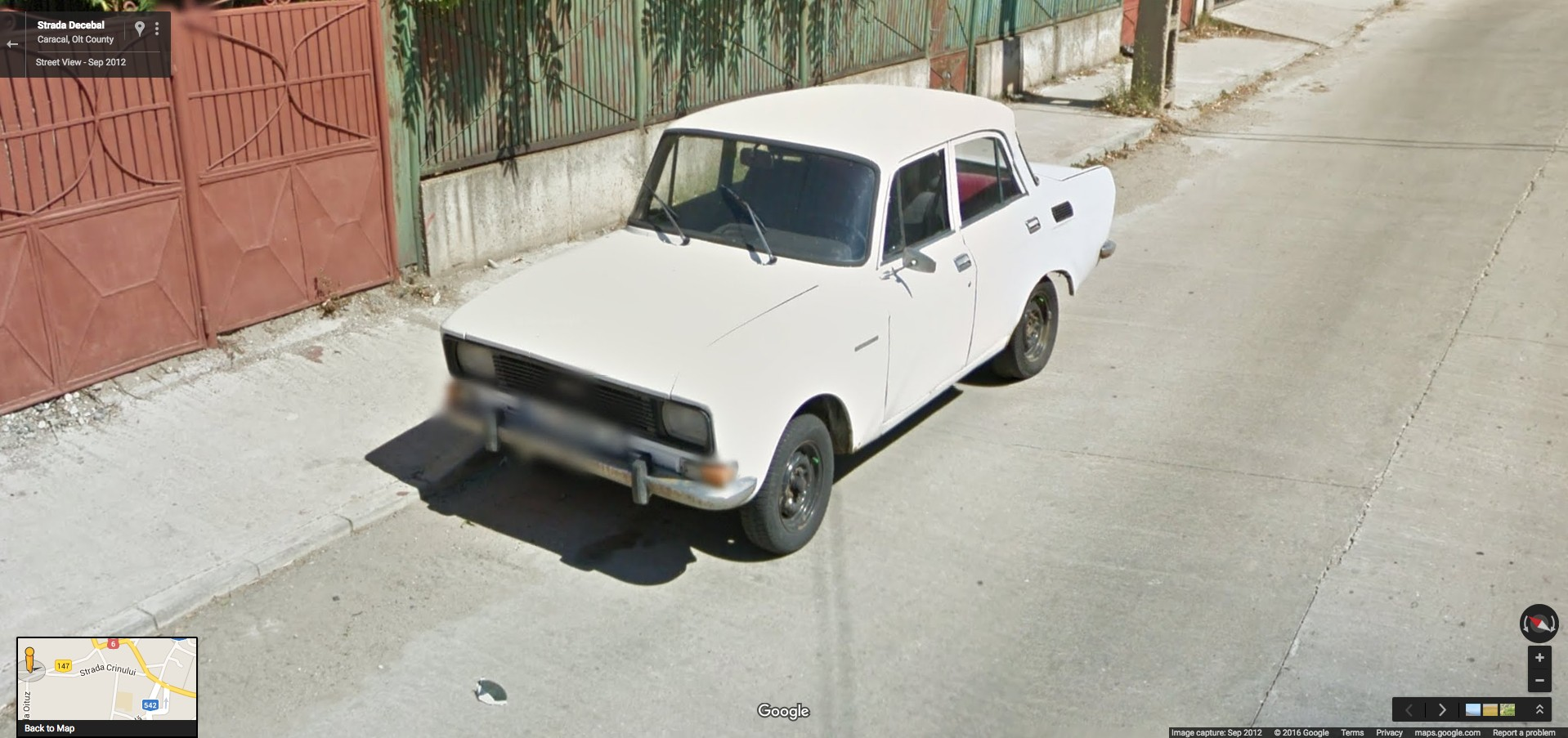 Moskvitch 2140 - Caracal