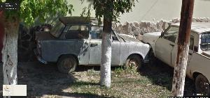 Trabant 601 - Saes  (Mures)